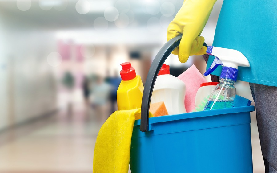 deep cleaning supplies in Bethel, CT